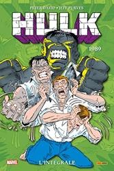Hulk - L'intégrale 1989 (T04 Nouvelle édition) de Peter David