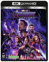Avengers - Endgame [4K Ultra HD Blu-Ray Bonus]