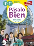 Pásalo Bien Espagnol 1re, Tle Bac Pro (2020) - Pochette élève - Pochette élève (2020)