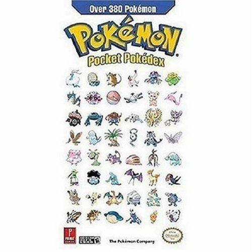 Pokemon Pocket Pokedex