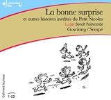 La bonne surprise et autres histoires inédites du Petit Nicolas - Gallimard Jeunesse - 04/02/2010