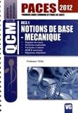 Notions de base mécanique UE3.1