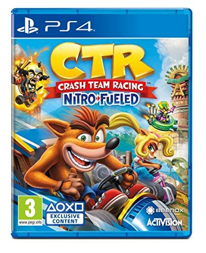 Crash Team-Racing