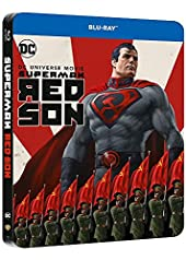 Superman - Red Son [Édition SteelBook]