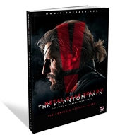 Metal Gear Solid V - The Phantom Pain: The Complete Official Guide de Piggyback