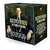 Rachmaninov - The Complete Works