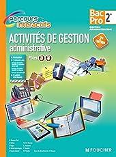 Parcours Interactifs Activité de gestion administrative 2de BAC PRO de Chantal Tomasini