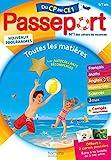 Passeport - Du CP au CE1 (6-7 ans) - Cahier de vacances 2021