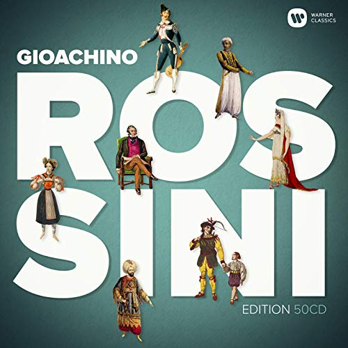 The Rossini Édition (50cd)