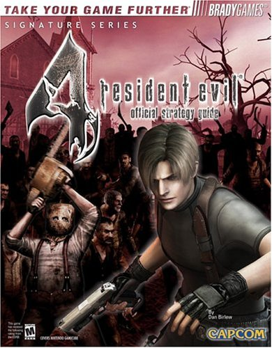 Resident Evil® 4 Official Strategy Guide