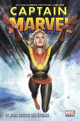 Captain Marvel Tome 1 - Et Nous Serons Des Étoiles de Dexter Soy