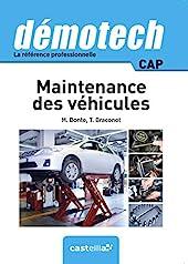 Démotech Maintenance des véhicules CAP de MICHEL BONTE