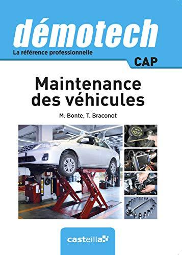 Démotech Maintenance des véhicules CAP