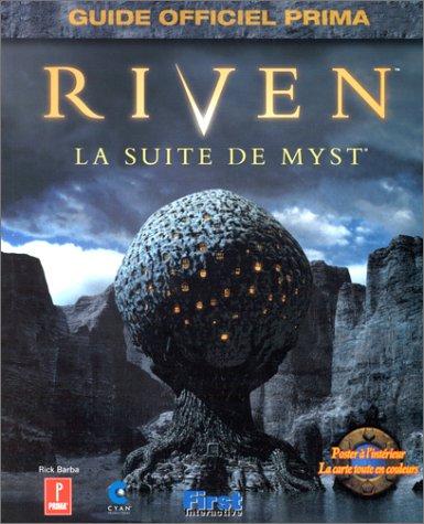 Riven, le guide de jeu