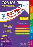 Objectif BAC PRO Métiers du commerce et de la vente - (1re et Term) - TLM BAC 2022 - Nouveaux programmes
