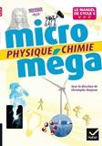 Microméga - Physique-Chimie Cycle 4 Éd. 2017 - Livre élève - Hatier - 10/05/2017
