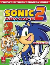 Sonic Advance 2 - Prima's Official Strategy Guide de Prima Development