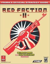 Red Faction II - Prima's Official Stragegy Guide de Prima Development
