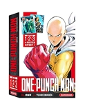 Coffret One-Punch Man - tomes 1 à 3 + poster - ONE-PUNCH MAN - tomes 1-2-3 + poster