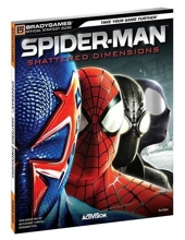 Spider-Man - Shattered Dimensions Official Strategy Guide de BradyGames