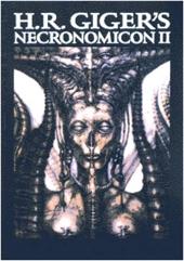 H.R. Giger's Necronomicon II de Giger