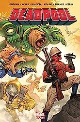 Deadpool - On n'est pas des bêtes ! de Scott Kolins