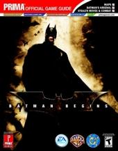 Batman Begins - Prima Official Game Guide de Matt Wales