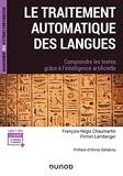 Le traitement automatique des langues - Comprendre les textes grâce à l'intelligence artificielle