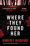 Where They Found Her - Simon & Schuster - 23/04/2015