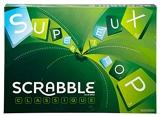 Mattel Games - Scrabble Classique, Jeu de Société et de Lettres, Version Française, (modèle aléatoire), Y9593