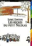 Les Récrés du petit Nicolas - Gallimard Jeunesse - 26/05/1997