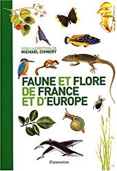 Faune et flore de France et d'Europe de Michael Chinery