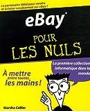 eBay pour les Nuls