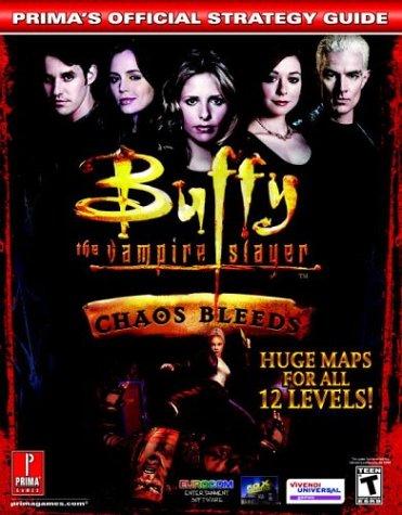 Buffy the Vampire Slayer Chaos Bleeds