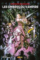 Dungeons et Dragons T02 - Shadows of the vampire de Jim Zub