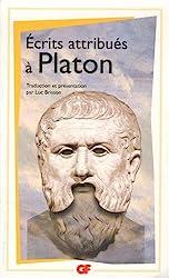 Écrits attribués à Platon de Platon