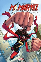 Ms Marvel - Tome 09 de Gwendolyn Willow Wilson