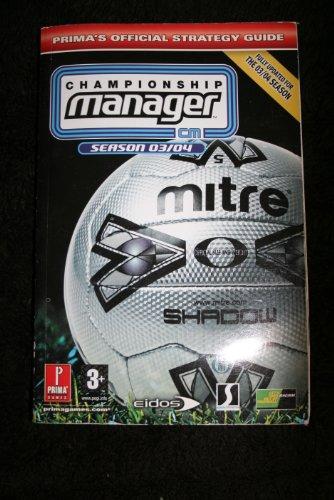 Championship Manager 2003/2004