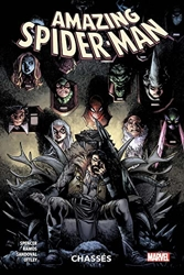 Amazing Spider-Man T04 - Chassés de Humberto Ramos