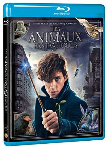 Les Animaux Fantastiques Blu-ray