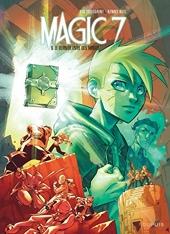 Magic 7 - Tome 9 - Le dernier livre des mages de Kid Toussaint