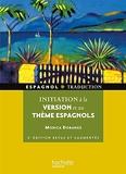 HU Initiation à la version et au thème espagnol