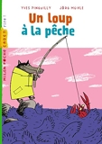Le loup a la pêche