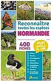 Reconnaitre toutes les espèces Normandie