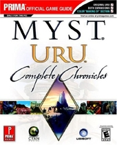 Uru: Ages Beyond Myst Making of - Prima's Official Strategy Guide de Prima Development