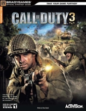 Call of Duty 3 Official Strategy Guide de BradyGames
