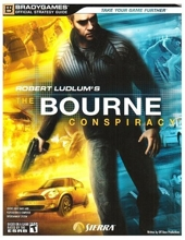 Robert Ludlum's The Bourne Conspiracy Official Strategy Guide de BradyGames