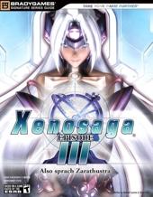 Xenosaga Episode III - Also Sprach Zarathustra Signature Series Guide de BradyGames