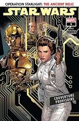 Star Wars N°06 (Variant - Tirage limité) de Charles Soule