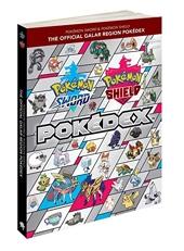 Pokémon Sword & Pokémon Shield - The Official Galar Region Pokédex de The Pokémon Company International